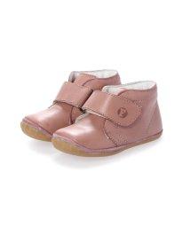 EU Comfort Shoes/ヨーロッパコンフォートシューズ EU Comfort Shoes Naturino ベビーハイカットスニーカー (ピンク)/503059539