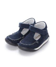 EU Comfort Shoes/ヨーロッパコンフォートシューズ EU Comfort Shoes Naturino ベビーサンダル (ネイビー)/503059540