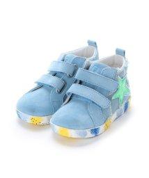 EU Comfort Shoes/ヨーロッパコンフォートシューズ EU Comfort Shoes Naturino ベビーローカットスニーカー (ライトブルー)/503059546