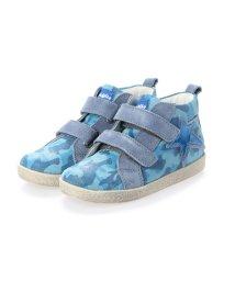 EU Comfort Shoes/ヨーロッパコンフォートシューズ EU Comfort Shoes Naturino ベビーローカットスニーカー (ブルー)/503059547