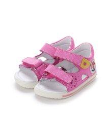 EU Comfort Shoes/ヨーロッパコンフォートシューズ EU Comfort Shoes Naturino ベビーサンダル (ピンク)/503059550