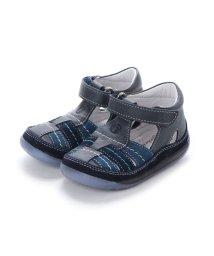 EU Comfort Shoes/ヨーロッパコンフォートシューズ EU Comfort Shoes Naturino ベビーサンダル (ネイビー)/503059551