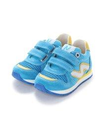 EU Comfort Shoes/ヨーロッパコンフォートシューズ EU Comfort Shoes Naturino ベビーローカットスニーカー (スカイブルー)/503059559