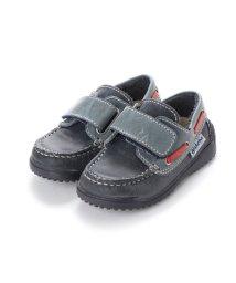 EU Comfort Shoes/ヨーロッパコンフォートシューズ EU Comfort Shoes Naturino ベビーローカットスニーカー (ネイビー)/503059565