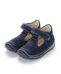 EU Comfort Shoes/ヨーロッパコンフォートシューズ EU Comfort Shoes Naturino ベビーサンダル (ネイビー)/503059570