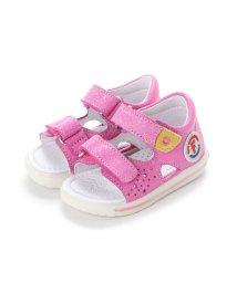 EU Comfort Shoes/ヨーロッパコンフォートシューズ EU Comfort Shoes Naturino ベビーサンダル (ピンク)/503059579