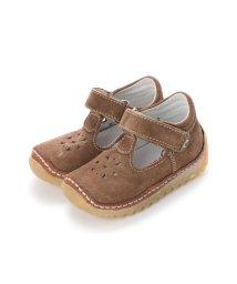 EU Comfort Shoes/ヨーロッパコンフォートシューズ EU Comfort Shoes Naturino ベビーサンダル (ブラウン)/503059583