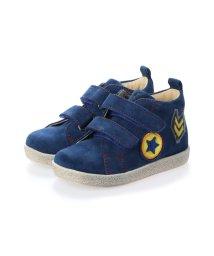 EU Comfort Shoes/ヨーロッパコンフォートシューズ EU Comfort Shoes Naturino ベビーローカットスニーカー (ブルー)/503059588