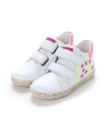 EU Comfort Shoes/ヨーロッパコンフォートシューズ EU Comfort Shoes Naturino ベビーローカットスニーカー (ホワイト)/503059589