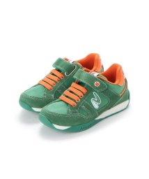 EU Comfort Shoes/ヨーロッパコンフォートシューズ EU Comfort Shoes Narurino  キッズローカットスニーカー (グリーン)/503059591
