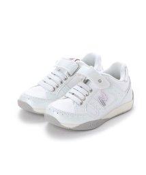 EU Comfort Shoes/ヨーロッパコンフォートシューズ EU Comfort Shoes Narurino  キッズローカットスニーカー (ホワイト)/503059593