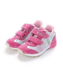 EU Comfort Shoes/ヨーロッパコンフォートシューズ EU Comfort Shoes Naturino キッズローカットスニーカー (ピンク)/503059599