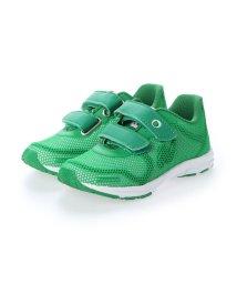 EU Comfort Shoes/ヨーロッパコンフォートシューズ EU Comfort Shoes Narurino  キッズローカットスニーカー (グリーン)/503059600