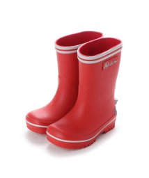 EU Comfort Shoes/ヨーロッパコンフォートシューズ EU Comfort Shoes Naturino キッズレインブーツ (レッド)/503059605