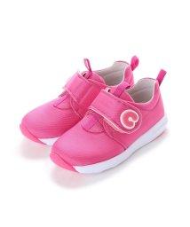 EU Comfort Shoes/ヨーロッパコンフォートシューズ EU Comfort Shoes Naturino キッズローカットスニーカー (ショッキングピンク)/503059609
