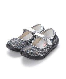 EU Comfort Shoes/ヨーロッパコンフォートシューズ EU Comfort Shoes Naturino キッズパンプス (シルバー)/503059611