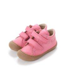 EU Comfort Shoes/ヨーロッパコンフォートシューズ EU Comfort Shoes Naturino キッズローカットスニーカー (レッド)/503059612