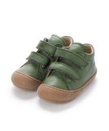 EU Comfort Shoes/ヨーロッパコンフォートシューズ EU Comfort Shoes Naturino キッズローカットスニーカー (オリーブ)/503059615
