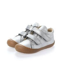 EU Comfort Shoes/ヨーロッパコンフォートシューズ EU Comfort Shoes Naturino キッズローカットスニーカー (シルバー)/503059617