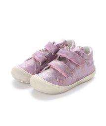 EU Comfort Shoes/ヨーロッパコンフォートシューズ EU Comfort Shoes Naturino キッズローカットスニーカー (パープル)/503059619