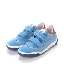 EU Comfort Shoes/ヨーロッパコンフォートシューズ EU Comfort Shoes Naturino キッズローカットスニーカー (スカイブルー)/503059620
