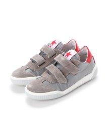 EU Comfort Shoes/ヨーロッパコンフォートシューズ EU Comfort Shoes Naturino キッズローカットスニーカー (グレー)/503059621