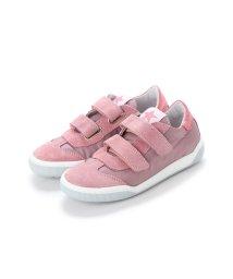 EU Comfort Shoes/ヨーロッパコンフォートシューズ EU Comfort Shoes Naturino キッズローカットスニーカー (ピンク)/503059622