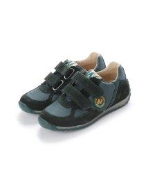EU Comfort Shoes/ヨーロッパコンフォートシューズ EU Comfort Shoes Narurino  キッズローカットスニーカー (グリーン)/503059624