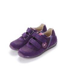 EU Comfort Shoes/ヨーロッパコンフォートシューズ EU Comfort Shoes Narurino  キッズローカットスニーカー (ショッキングピンク)/503059626