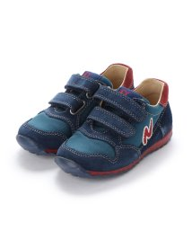 EU Comfort Shoes/ヨーロッパコンフォートシューズ EU Comfort Shoes Naturino キッズローカットスニーカー (ネイビー)/503059639