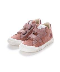 EU Comfort Shoes/ヨーロッパコンフォートシューズ EU Comfort Shoes Narurino  キッズローカットスニーカー (ピンク)/503059642