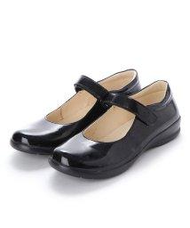 EU Comfort Shoes/ヨーロッパコンフォートシューズ EU Comfort Shoes Naturino キッズフォーマルパンプス (ブラック)/503059643