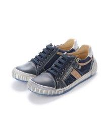 EU Comfort Shoes/ヨーロッパコンフォートシューズ EU Comfort Shoes Naturino キッズローカットスニーカー (ネイビー)/503059649
