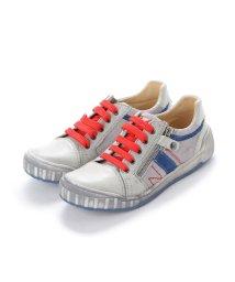 EU Comfort Shoes/ヨーロッパコンフォートシューズ EU Comfort Shoes Naturino キッズローカットスニーカー (グレー)/503059650