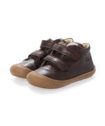 EU Comfort Shoes/ヨーロッパコンフォートシューズ EU Comfort Shoes Narurino  キッズハイカットスニーカー (ブラウン)/503059652