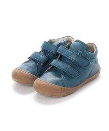 EU Comfort Shoes/ヨーロッパコンフォートシューズ EU Comfort Shoes Narurino  キッズハイカットスニーカー (ターコイズ)/503059653
