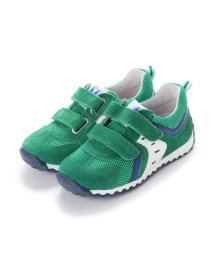 EU Comfort Shoes/ヨーロッパコンフォートシューズ EU Comfort Shoes Naturino キッズローカットスニーカー (グリーン)/503059657
