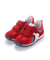 EU Comfort Shoes/ヨーロッパコンフォートシューズ EU Comfort Shoes Naturino キッズローカットスニーカー (レッド)/503059658