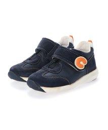 EU Comfort Shoes/ヨーロッパコンフォートシューズ EU Comfort Shoes Narurino  キッズローカットスニーカー (ネイビー)/503059673