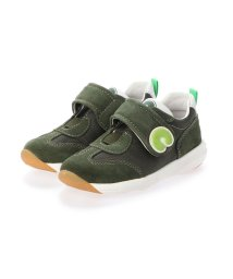 EU Comfort Shoes/ヨーロッパコンフォートシューズ EU Comfort Shoes Narurino  キッズローカットスニーカー (グリーン)/503059674