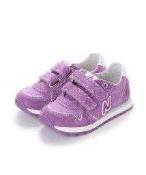 EU Comfort Shoes/ヨーロッパコンフォートシューズ EU Comfort Shoes Naturino キッズローカットスニーカー (ピンク)/503059696