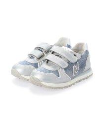 EU Comfort Shoes/ヨーロッパコンフォートシューズ EU Comfort Shoes Naturino キッズローカットスニーカー (シルバー)/503059697