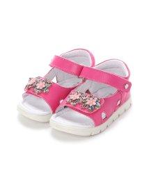 EU Comfort Shoes/ヨーロッパコンフォートシューズ EU Comfort Shoes Naturino キッズサンダル (ショッキングピンク)/503059707