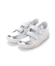 EU Comfort Shoes/ヨーロッパコンフォートシューズ EU Comfort Shoes Naturino キッズローカットスニーカー (シルバー)/503059709