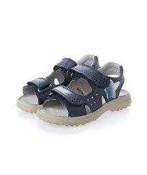 EU Comfort Shoes/ヨーロッパコンフォートシューズ EU Comfort Shoes Naturino キッズサンダル (ネイビー)/503059713