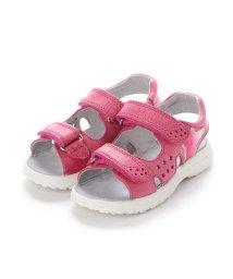 EU Comfort Shoes/ヨーロッパコンフォートシューズ EU Comfort Shoes Naturino キッズサンダル (ショッキングピンク)/503059714
