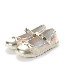 EU Comfort Shoes/ヨーロッパコンフォートシューズ EU Comfort Shoes Naturino キッズパンプス (ゴールド)/503059716