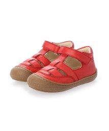 EU Comfort Shoes/ヨーロッパコンフォートシューズ EU Comfort Shoes Naturino キッズサンダル (レッド)/503059723