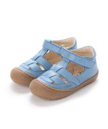 EU Comfort Shoes/ヨーロッパコンフォートシューズ EU Comfort Shoes Naturino キッズサンダル (ブルー)/503059725