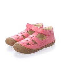 EU Comfort Shoes/ヨーロッパコンフォートシューズ EU Comfort Shoes Naturino キッズサンダル (ピンク)/503059726